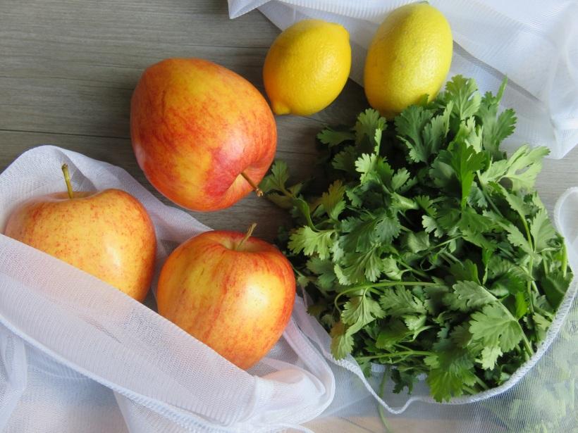 Zero-waste produce bags